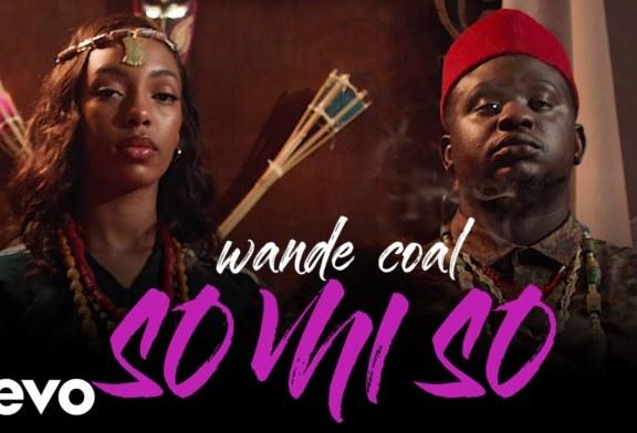 VIDEO: Wande Coal – So Mi So