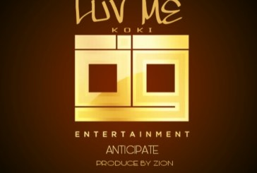 "Koki – Luv Me ""Prod By Zion"""