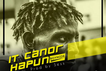 Boymide – It Canor Hapun (Prod. By Sess)