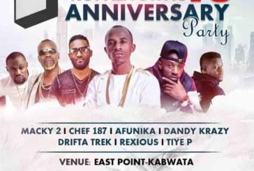 Alpha Ent. Founder Macky 2 Announces Kopala Swag 10Th Anniversary