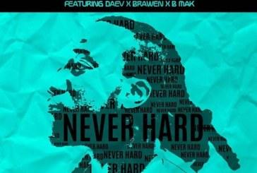 Coming Soon: Koby Ft. Daev, Brawen & B-Mak – Never Hard