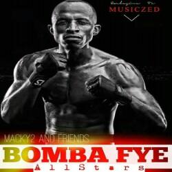 "Macky 2 finally puts out ""Bombafye"" featuring 43 artists"