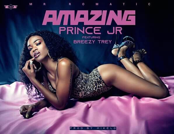 Prince Jr x Breezy Trey – Amazing